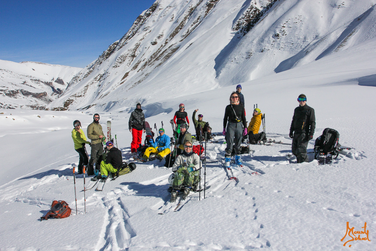 Freeride and skitour school 1