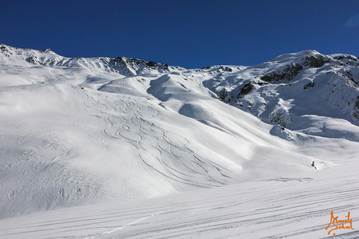 Freeride and skitour school 3
