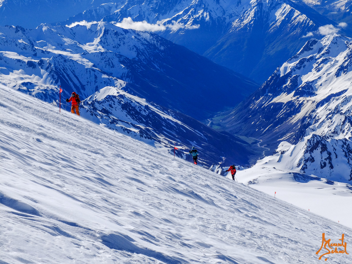 Ski tour to Elbrus 2016 10