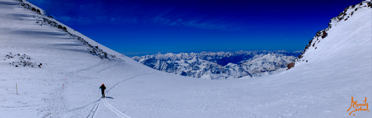 Ski tour to Elbrus 2016 13