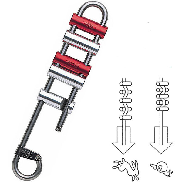 petzl rack new